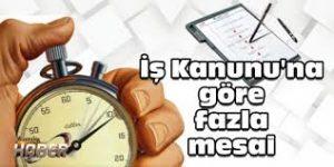 FAZLA MESAİ